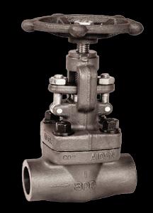 Stahl-ventil-geschmiedet